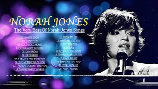 Norah Jones Collection Of The Best Songs - 1 Hour Beautiful Jazz Music For Relax