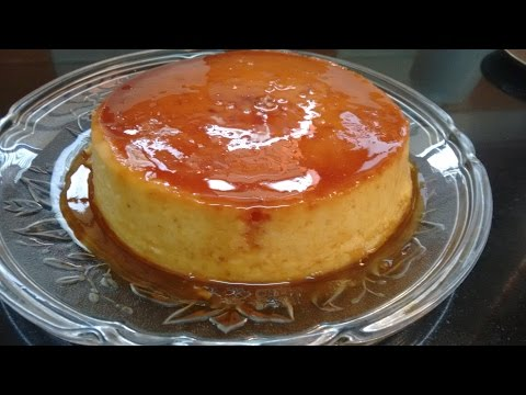How To Make Caramel Custard!