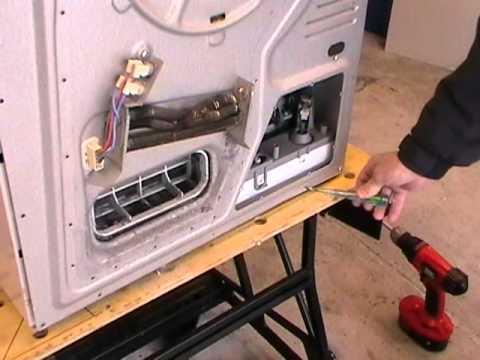 Beko Tumble Dryer DCRS76W strip and rebuild part 2