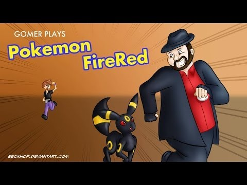 [Gomer Plays] Pokémon Fire Red - Episode 1 (Getting Started!)