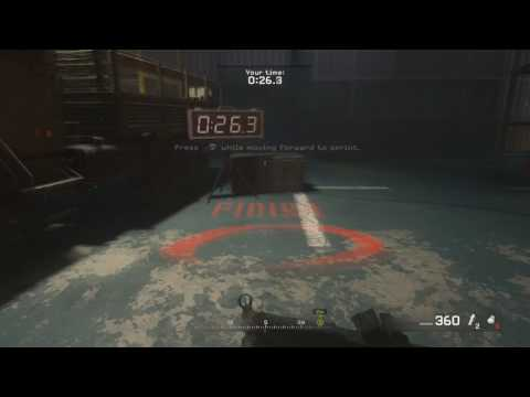 HOW TO BEAT The 15.1 time limit CoD 4