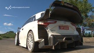 LATVALA   TEST #2 WRC ADAC RALLYE DEUTSCHLAND 2017   TOYOTA YARIS WRC