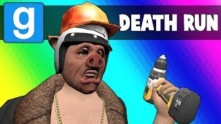 Gmod Deathrun Funny Moments - Factory Job Tryouts! (Garry