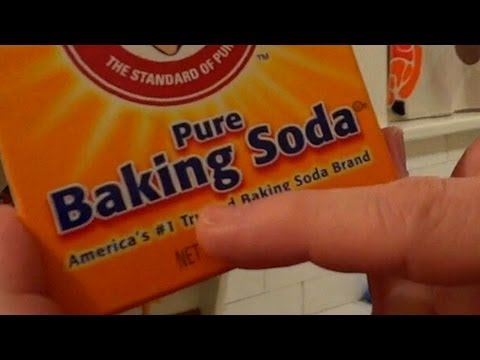 Baking Soda for Heartburn -- 5 common uses for sodium bicarbonate
