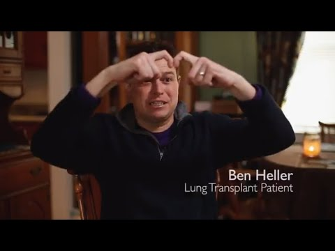 Bilateral Lung Transplant | Ben's Story
