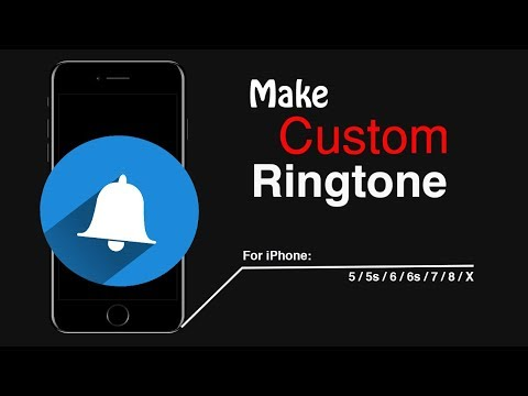 How to Make Song Ringtone on iPhone 5/5s/6/6s/7/8/X