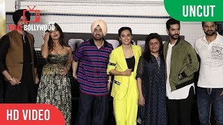 UNCUT - SOORMA Trailer Launch | Sandeep Singh, Diljit Dosanjh, Taapsee Pannu | Sandeep Singh Biopic