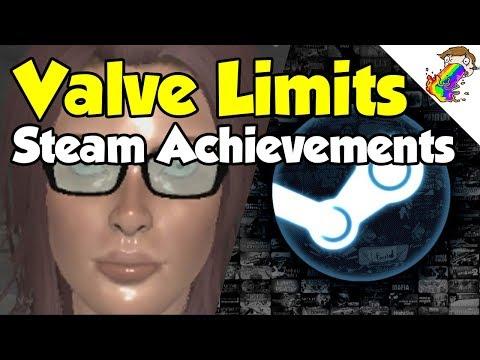 Valve Restricts Achievements on Steam to Combat Fake Games