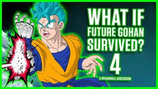 Download WHAT IF FUTURE GOHAN SURVIVED? - 4 - MasakoX Video