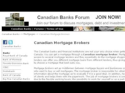 Canadian Mortgage Broker Licensing Requirements