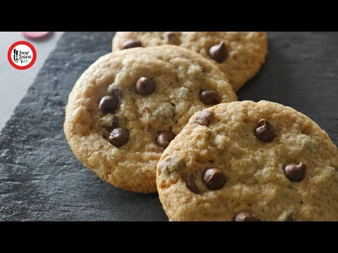 Chocolate Chip Cookies by Food Fusion Kids