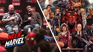 Download Jonathan Hickman's X-Men series and other Big News from C2E2! | This Week in Marvel Video