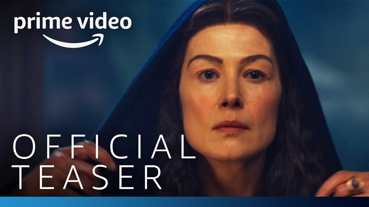 The Wheel Of Time – Official Teaser Trailer   Prime Video