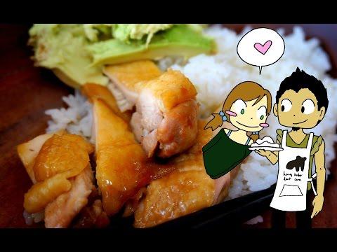 Make Teriyaki Chicken in the Microwave!! Easy & cheap recipe (cost:180 yen, 6 min)