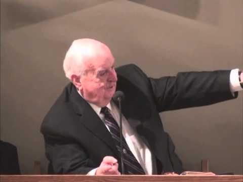 Billy Paul Branham Testimony (Prince Albert, Sask)