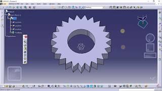 CATIA Tutorial - Drafting/Drawings Exercise 11 - v2