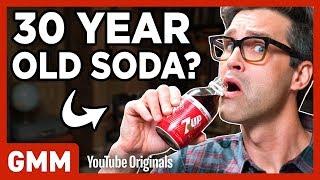 30-Year-Old Soda Taste Test