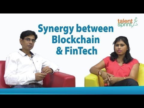 Synergy between Blockchain & FinTech