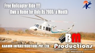 BOOK YOUR #DREAMFLAT (MUMBAI) @ EMI RS 7900/- (MONTHLY) ( FREE HELICOPTER RIDE)