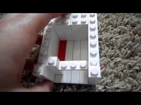 How to build a mini Lego combination safe