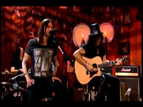 Slash - Starlight (Acoustic) Guitar Center Sessions