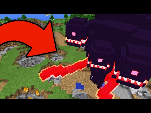The New Wither Storm Update in Minecraft Pocket Edition!!! (Wither Storm Addon)