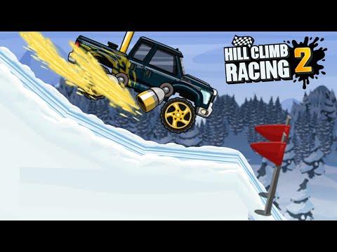 Hill Climb Racing 2   Offroad Jump Event   Gameplay