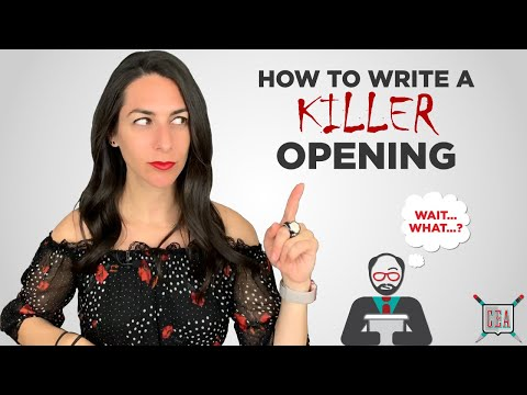 College Essay Tips | The Trick to Writing an Amazing Opening Line