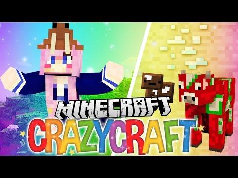 Hello.   Ep 1   Minecraft Crazy Craft 3.0
