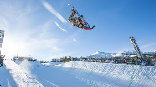 How Chloe Kim Made The PyeongChang 2018 Olympic Halfpipe Snowboard Team