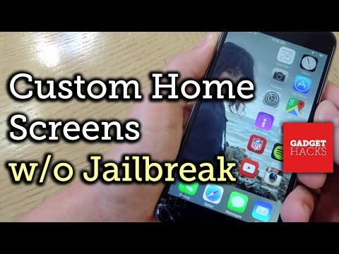 Customize Your iPhone's Home Screen Layout Without Jailbreaking [How-To]