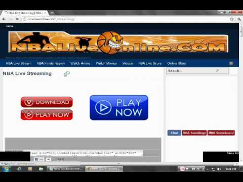 how to watch live nba games online free 100% working