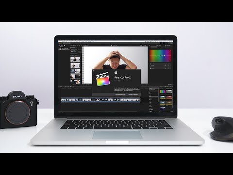 Why I'm Switching to Final Cut Pro X from Adobe Premiere Pro CC 2017