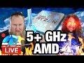 Live AMD R9 3900X Over 5GHz Ryzen Overclocking Ft Bearded Hardware