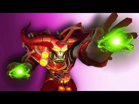 Chaos Bolts Flying! (5v5 1v1 Duels) - Not Assassination Rogue PvP WoW Legion 7.3.5