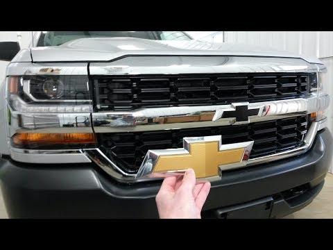 How To Remove/Swap Bowties - 2018 Chevy Silverado 1500 (14-18)