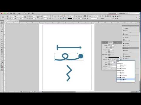Scaling arrowheads in InDesign CC 2017