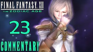 Final Fantasy XII The Zodiac Age Walkthrough Part 23 - First Quickening Chain (PS4 Gameplay)