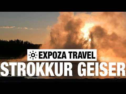 Strokkur Geysir Vacation Travel Video Guide