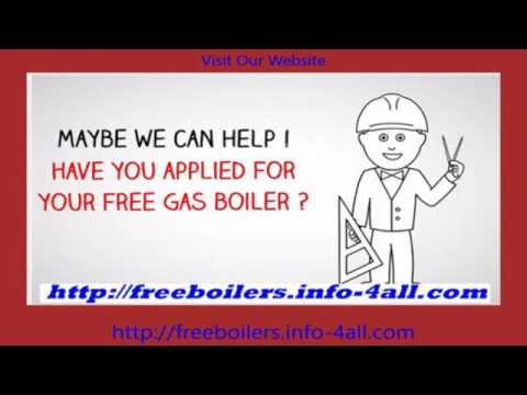 Free Boiler Grants Blackburn