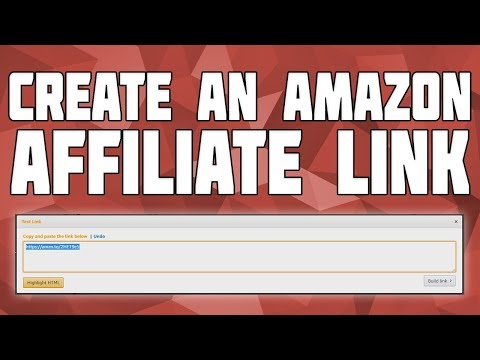 Create an Amazon Affiliate Link for ANY PRODUCT! Personalized Amazon Lafitte Link!