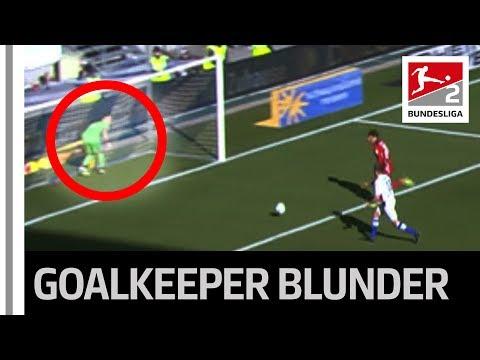Drinking Goalie - Funniest Goalkeeper Fail Ever?