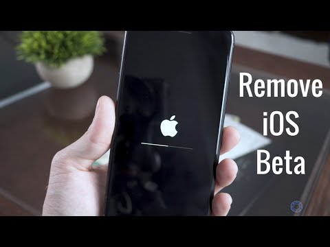 How to Remove an iOS Beta (& Get Back to Stock Firmware)