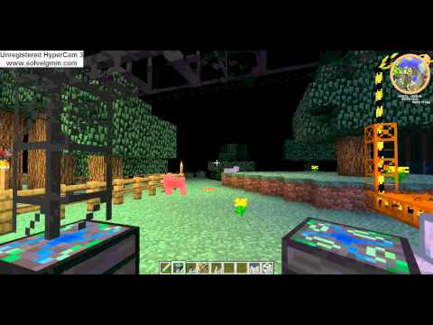 Technic Tutorial:Building a Quarry