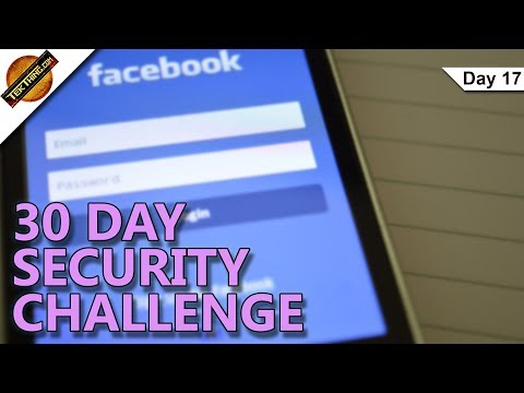 Clean Out Your Friends List - Day 17 - 30 Day Security Challenge - TekThing