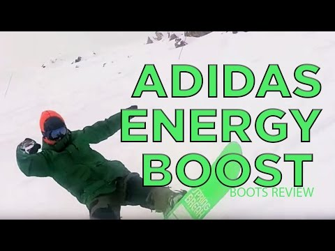 Adidas Energy Boost Boots Review - Javi - Board Insiders - Snowboard Boots Review