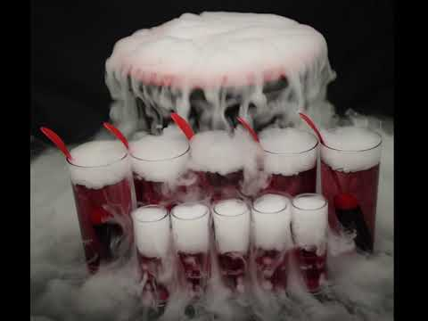 Chillistick Dry Ice Party Pack - Cocktails, Shots & Visual Effects