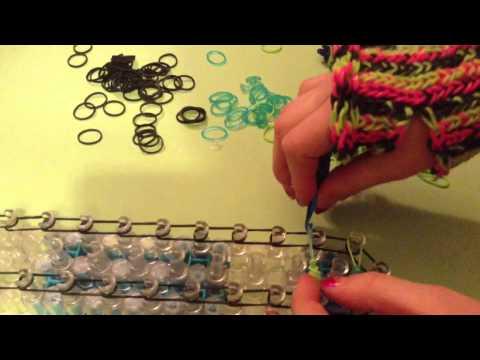 Rainbow Loom: Bow Tie Twist - How To