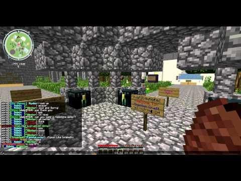 Minecraft Server Spotlight #1: Phantom Craft!