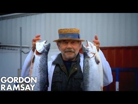 How to Buy Fish - Gordon Ramsay